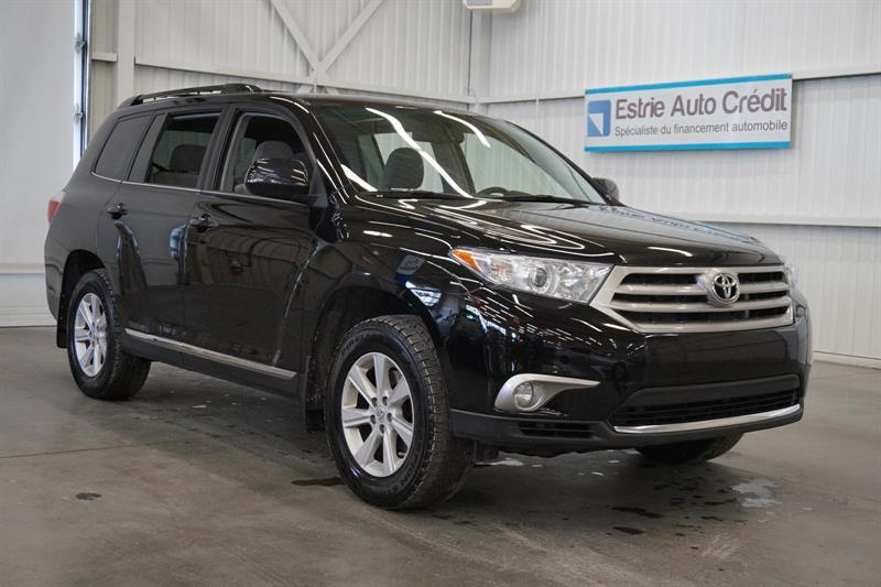Toyota Highlander 2013 4WD 7 Places #H5992