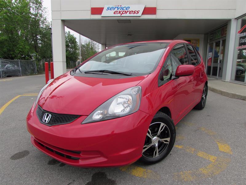 Honda FIT 2014 5dr HB Auto LX MAG BLUETOOTH  #317557-1