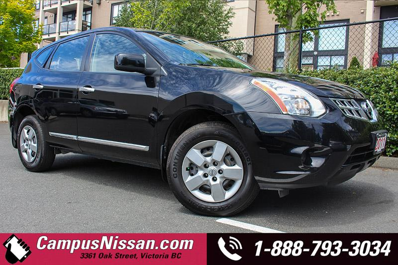 2011 Nissan Rogue S w/  BLUETOOTH TECH #7-P387A