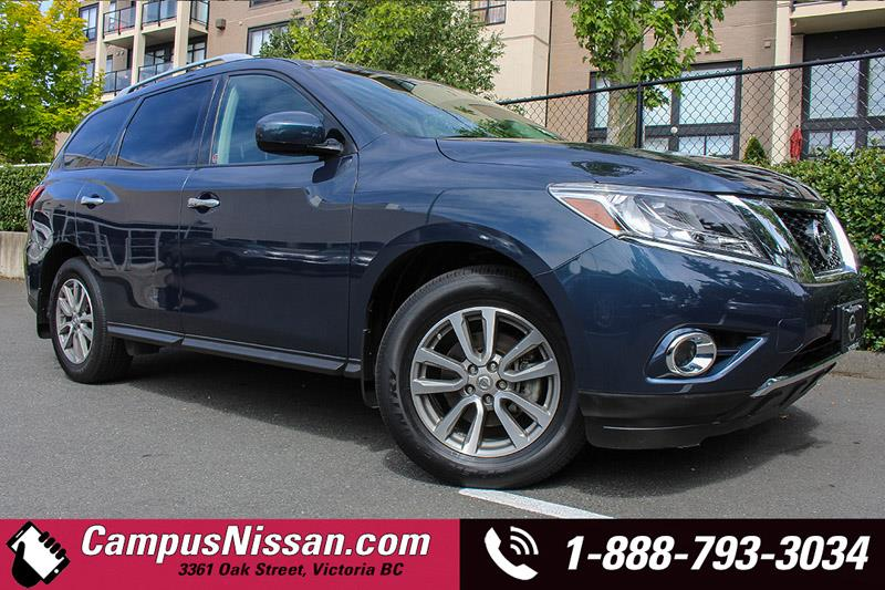2015 Nissan Pathfinder SV w/ BACKUP CAMERA #A7027