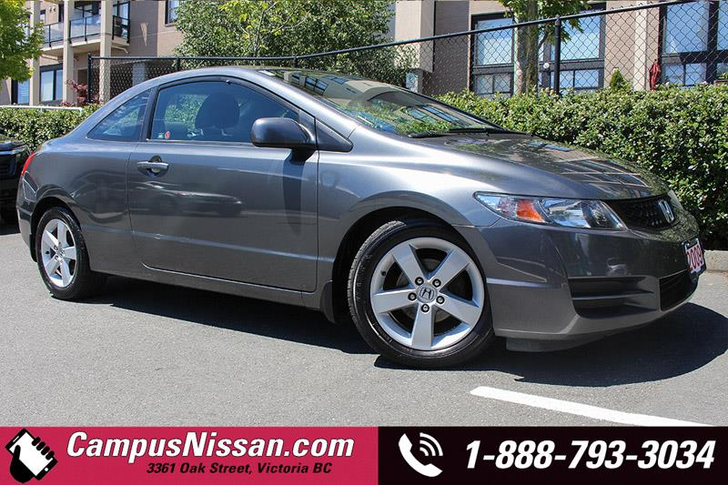 2009 Honda Civic Cpe DX #JN2528A