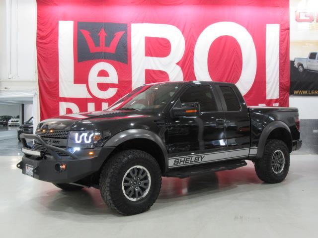 Ford F150 2010 SVT RAPTOR SUPERCAB 6.2L #A5860