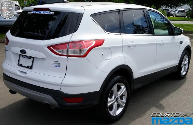 2015 ford escape se 4wd used for sale in courtenay at courtenay mazda. Black Bedroom Furniture Sets. Home Design Ideas