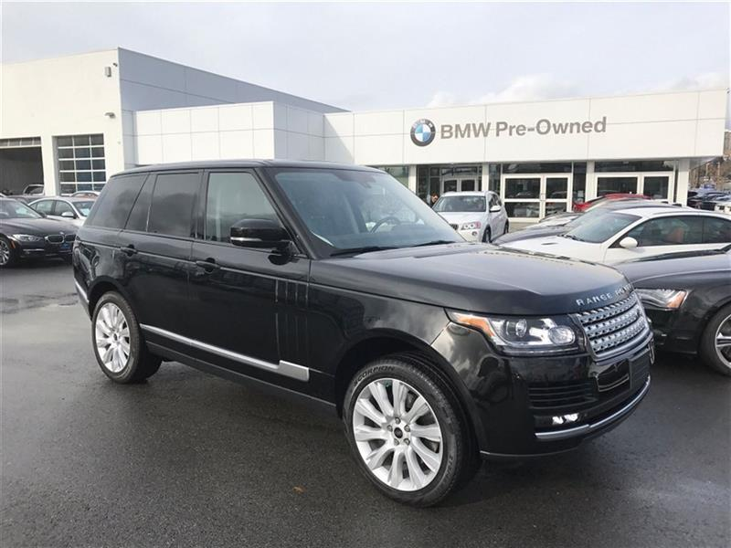 2014 Land Rover Range Rover Supercharged #BP4127
