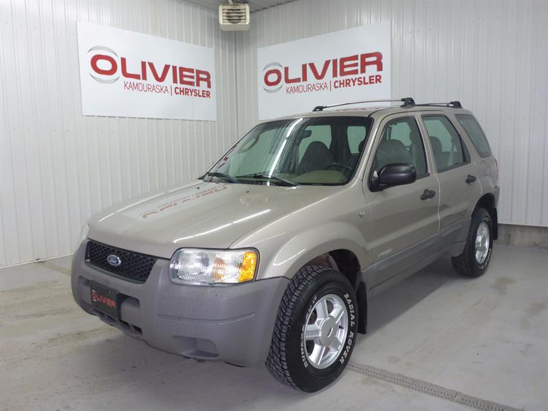 Ford Escape 2001 4dr 103 WB XLS 4WD #2017335A