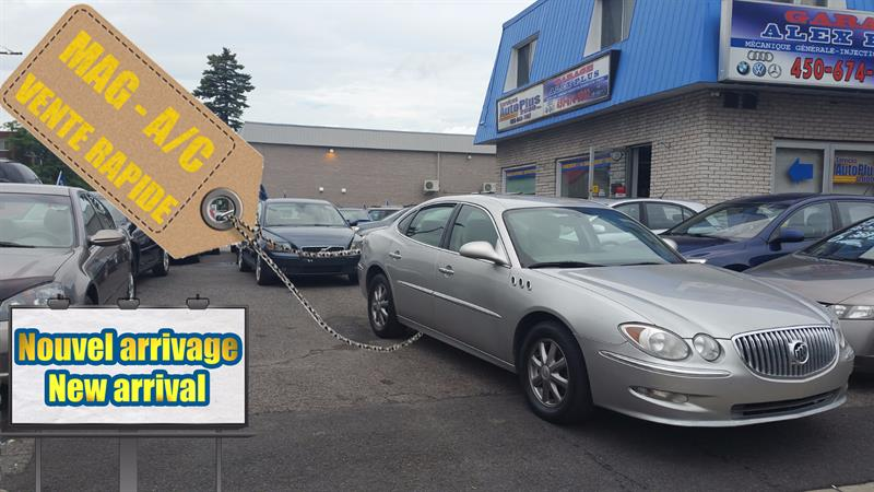 Buick Allure 2008 CXL - FULL - A/C #BUICALL08-SILVER
