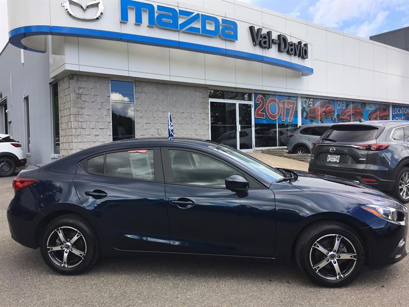 Mazda MAZDA3 2016 4dr Sdn #B1460