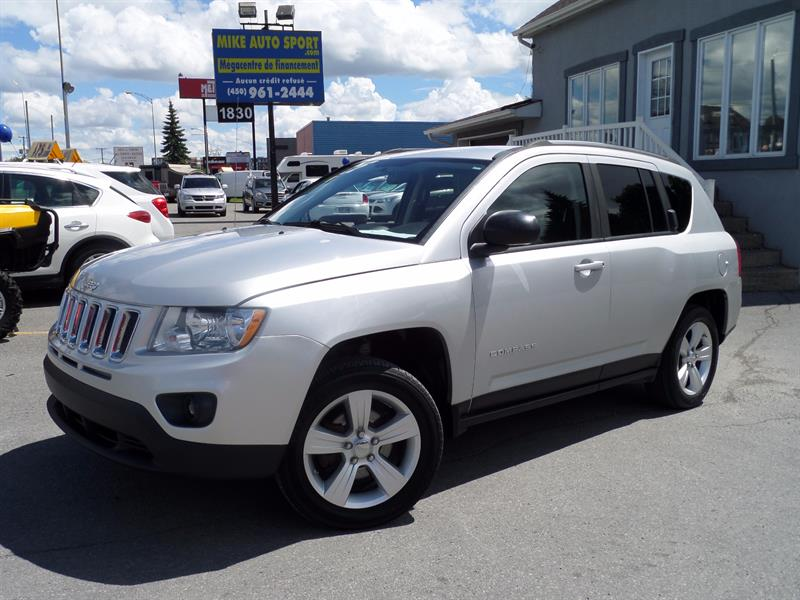 Jeep Compass 2012 SPORT 4X4 NORTH EDITION