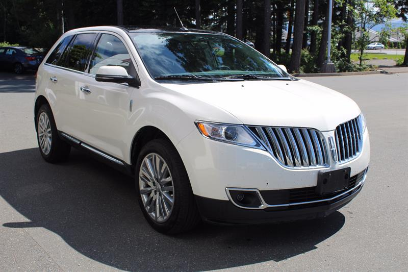 2012 Lincoln MKX AWD 4dr #11255A