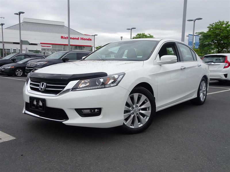 2015 Honda Accord Sedan EX-L #W1424A