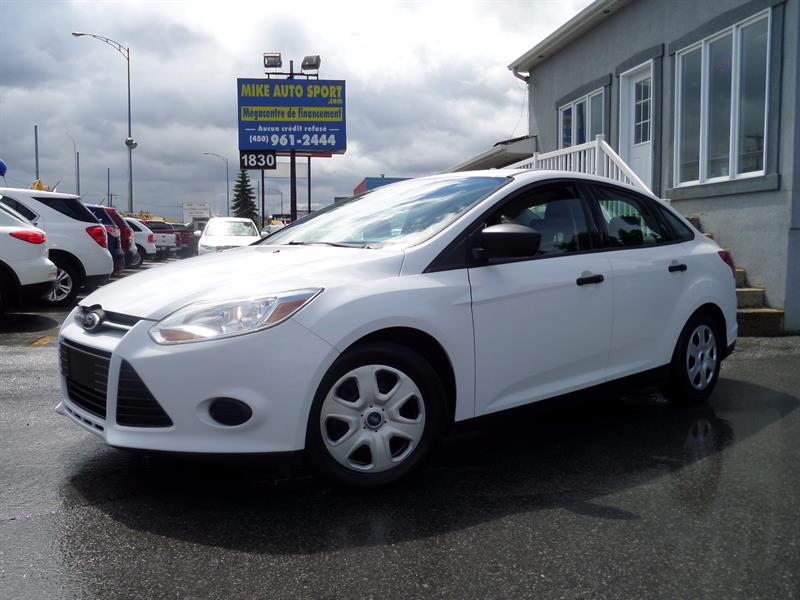 Ford Focus 2014 S #17-155