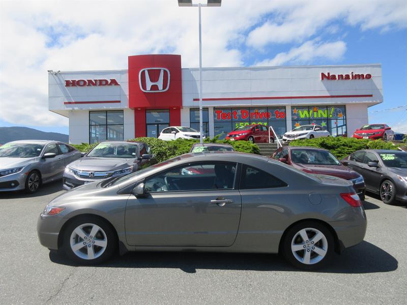 2006 Honda Civic Cpe 2dr EX Auto #H15657A