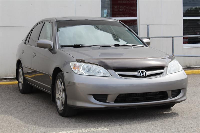 Honda Civic Sedan 2004 4dr Sdn Si Auto #H0539A