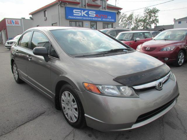 Honda Civic 2006 DX #SKS-3765