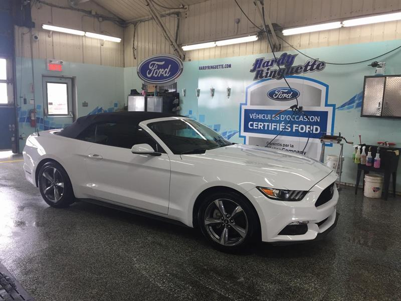 Ford Mustang Convertible 2016 V6 #31388A