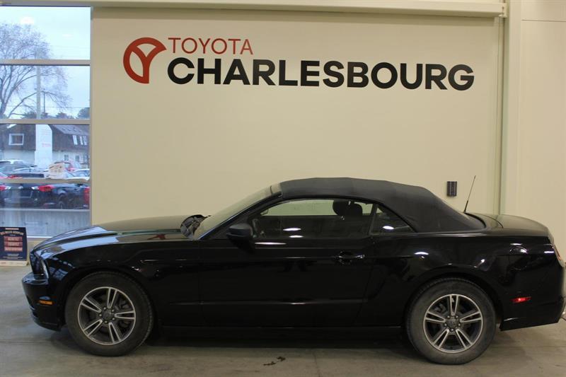 Ford Mustang Convertible 2013 V6 Premium #54691