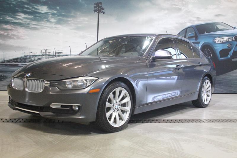BMW 3 Series Sedan 2013 320i xDrive #U4005