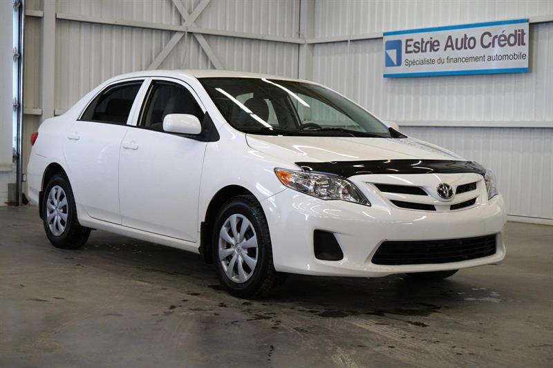 Toyota Corolla 2013 CE #H5915