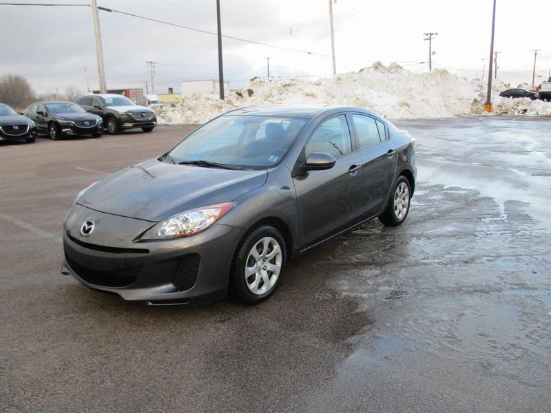 2013 Mazda 3 GX #M16-428A