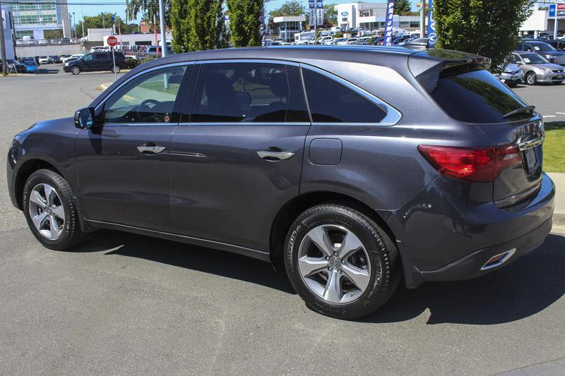 2014 acura mdx sh awd 4dr used for sale in victoria at campus acura. Black Bedroom Furniture Sets. Home Design Ideas