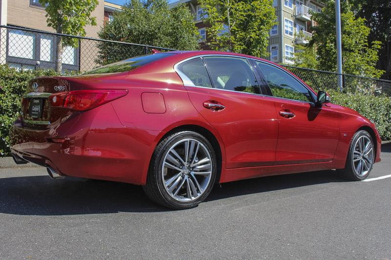 2014 infiniti q50 premium navigation awd used for sale in victoria at campus acura. Black Bedroom Furniture Sets. Home Design Ideas