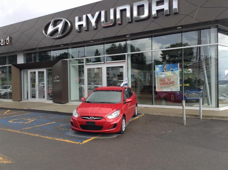 Hyundai Accent 2012 H/B #7357A