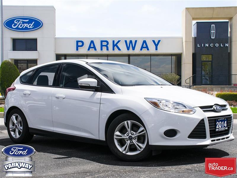 2014 Ford Focus Hatchback SE #Z6893A