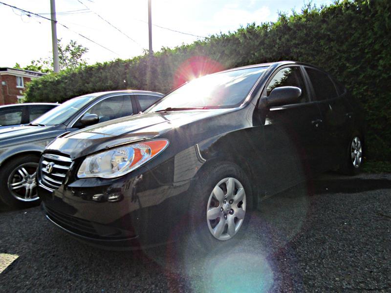 Hyundai Elantra 2009 4dr Sdn ** NOUVEL ARRIVAGE **