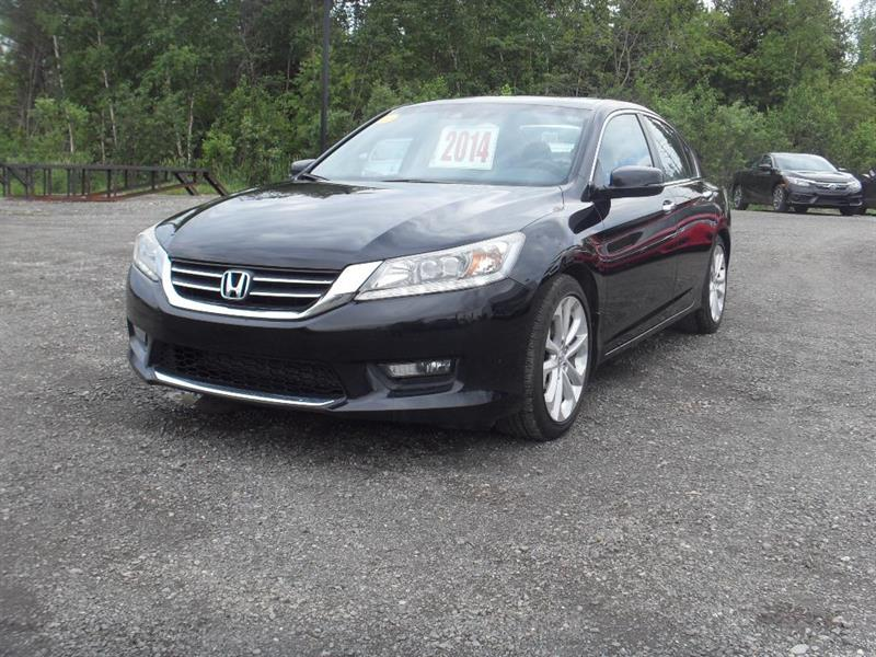 Honda Accord Sedan 2014 Touring #H7627A