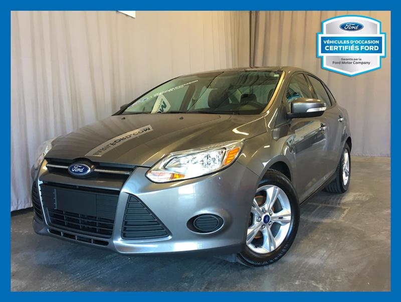 Ford Focus 2013 4dr Sdn SE #70143A