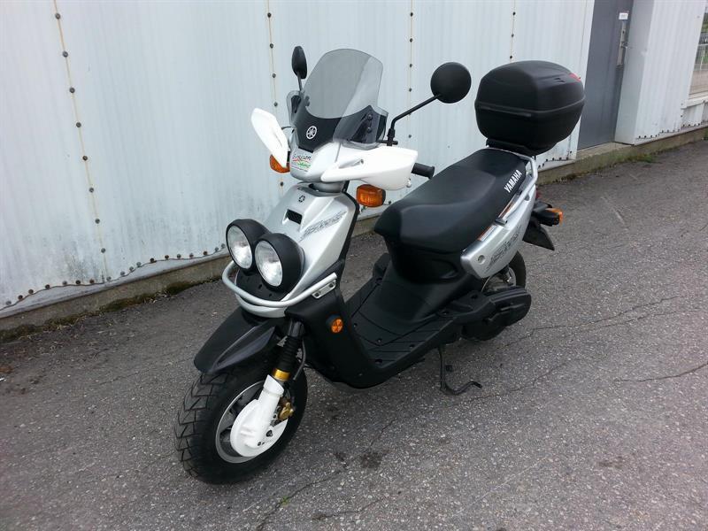 Yamaha BW's 2003