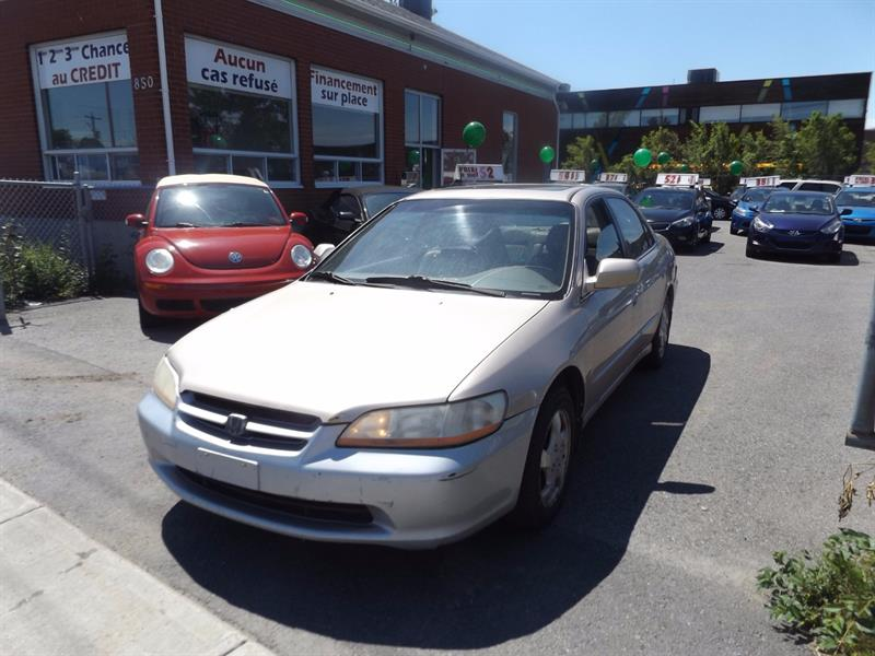 Honda Accord Sdn 2000 4dr Sdn EX Auto w-Leather #1741-06