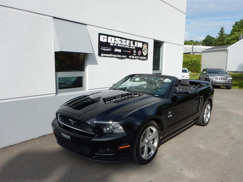Ford Mustang Convertible 2013 GT #5703B