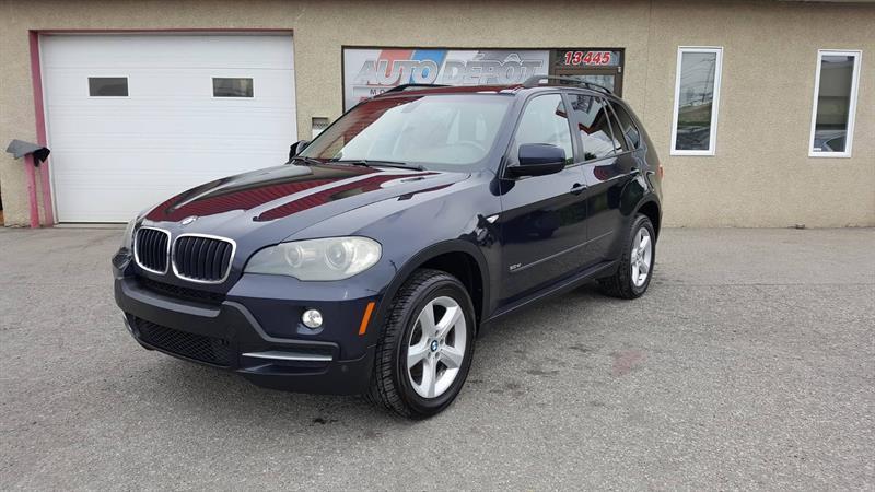BMW X5 2008 35i #5902