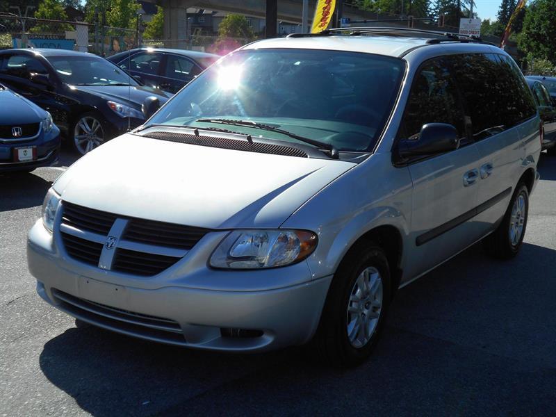 2007 Dodge Caravan 7 PASSANGER #WC7599