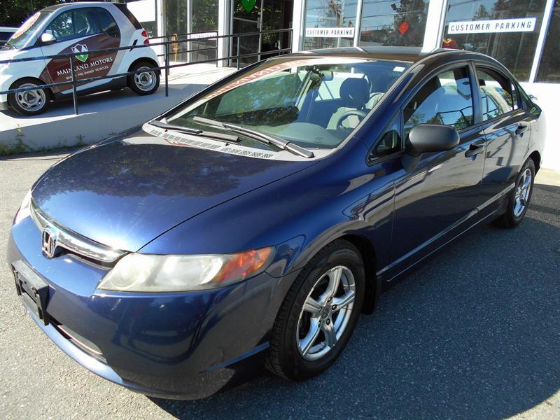 2006 Honda Civic DX-G #NG7644