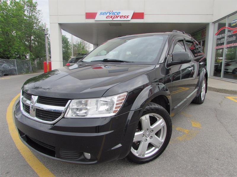 Dodge Journey 2010 R/T AWD 7 PASS CUIR TOIT OUVRANT MAG  #43254