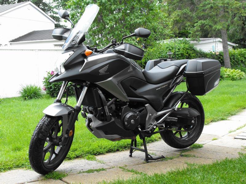 Honda NC750XA 2014