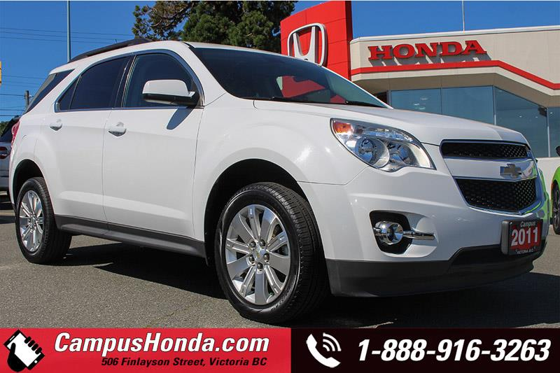 2011 Chevrolet Equinox LT 2WD #17-0727A