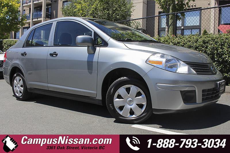 2009 Nissan Versa S - LOW KM #7-T419B3