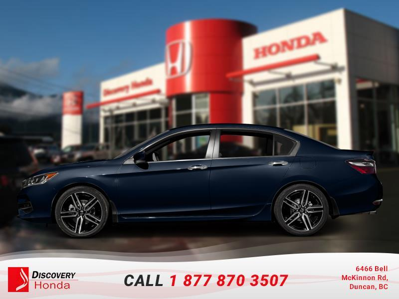 2017 Honda Accord Sedan Sport-Honda Sensing  - $1 #17-005