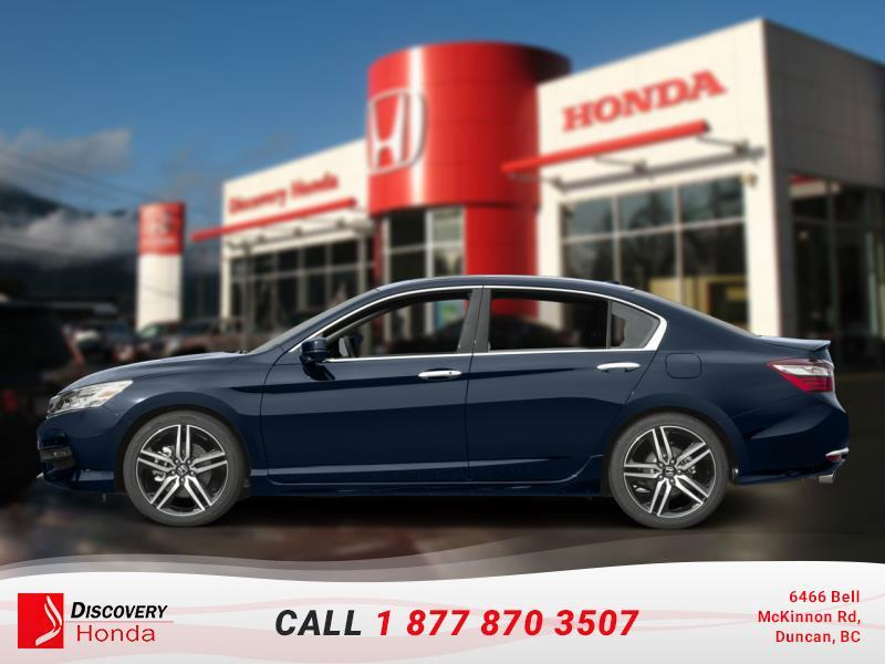 2017 Honda Accord Sedan Touring  - Navigation -   #17-021