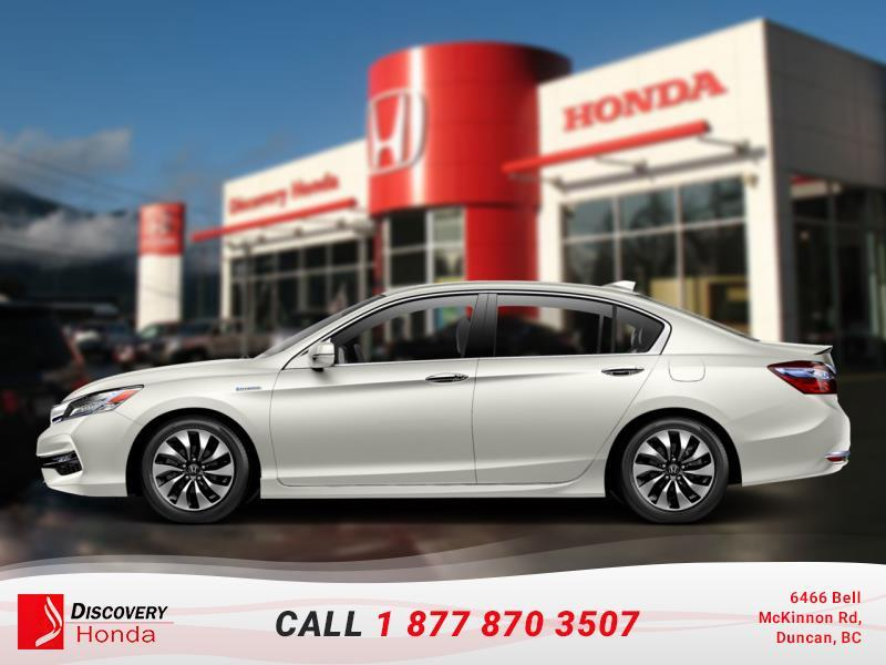 2017 Honda Accord Sedan Touring  - Navigation -   #17-044