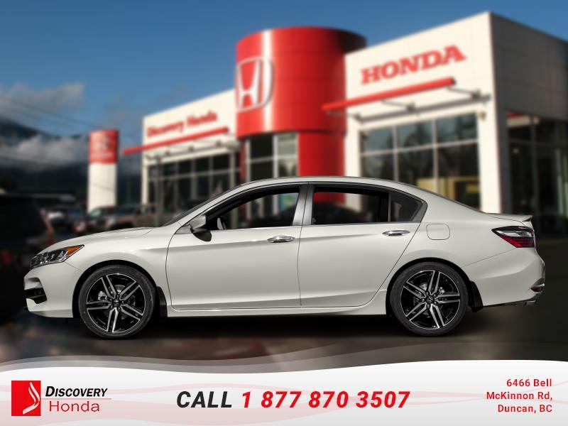 2017 Honda Accord Sedan Sedan L4 Sport CVT  - $18 #17-158
