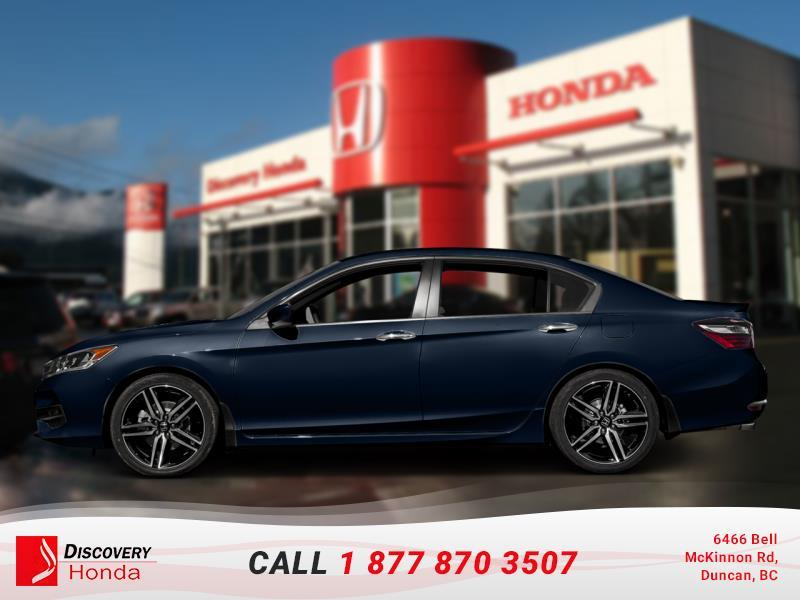 2017 Honda Accord Sedan Sedan L4 Sport CVT  - $18 #17-307