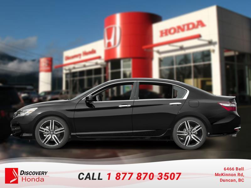 2017 Honda Accord Sedan Sedan V6 Touring 6AT  - $ #17-372