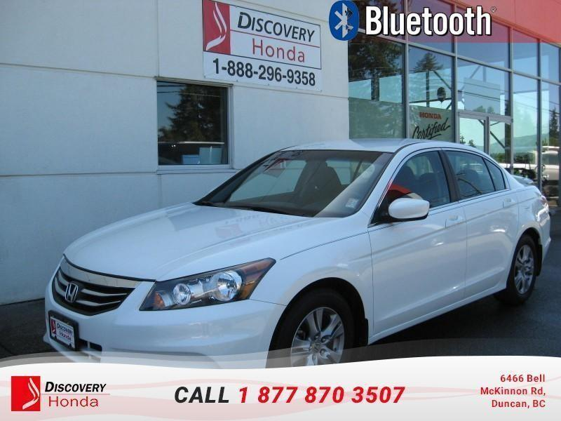 2012 Honda Accord Sedan Sedan SE 5sp at   - Bluet #17-088A