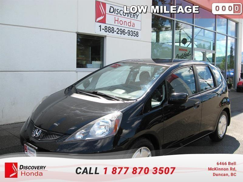 2011 Honda FIT LX 5sp  - $106.12 B/W - L #17-282A
