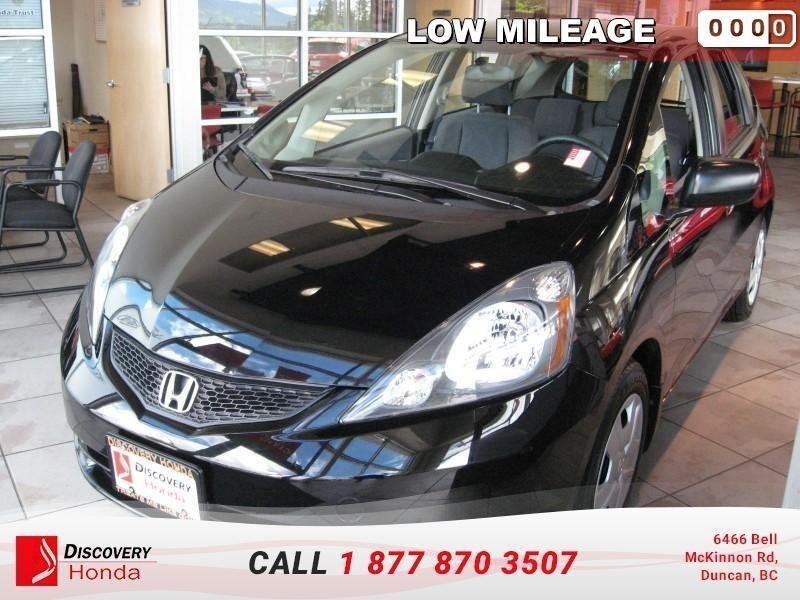 2012 Honda FIT DX-A at  - $105.99 B/W -  #B2565