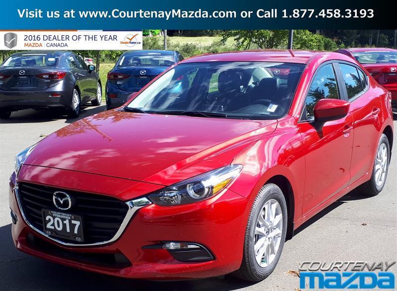2017 Mazda 3 SE #17MZ34791